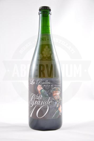 Birra La Rulles Grande 10 75cl