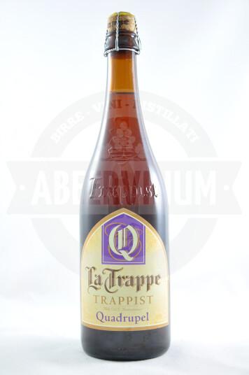 Birra La Trappe Quadrupel 75cl