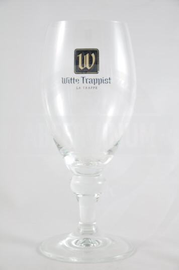Bicchiere Birra La Trappe Witte