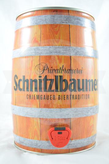 Birra Schnitzlbaumer Hell keg 5l