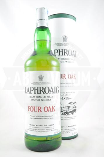 Whisky Laphroaig Four Oak 1L