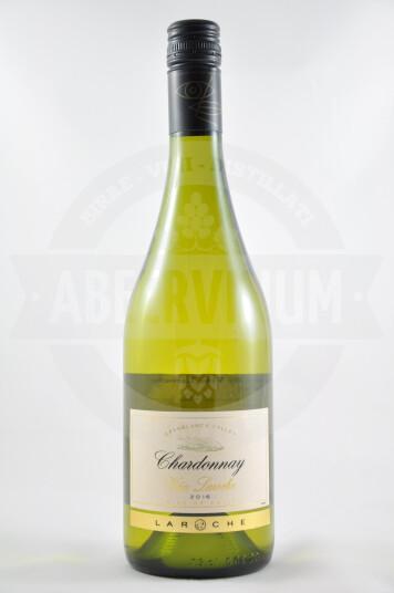 Vino Cileno Chardonnay 2016 Casablanca Valley - Laroche