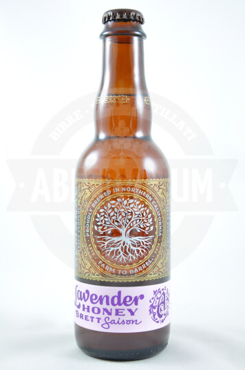 Birra Lavender Honey Brett Saison 37.5cl