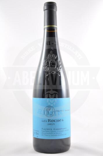 Vino Francese Les Roches Saumur Champigny 2015 - Thierry Germain