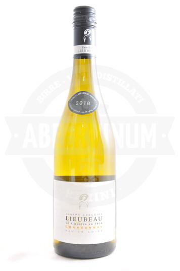 Vino Francese Chardonnay 2018 - Lieubeau