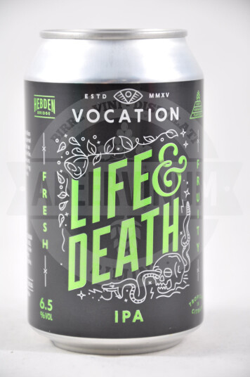 Birra Vocation Life & Death  33cl