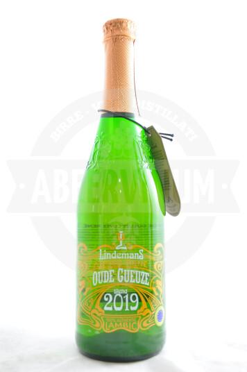 Birra Lindemans Cuvée René Oude Gueuze 2019 75cl