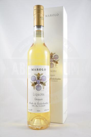 Liquore Grappa e Miele Di Rododendro 50cl - Marolo