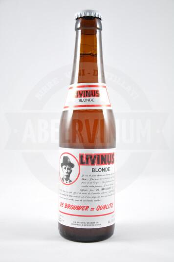 Birra Livinus Blonde 33 cl