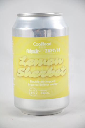 Birra Lemon Sherbert 33cl