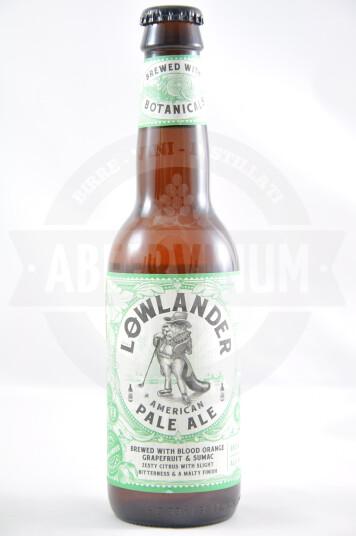 Birra Lowlander American Pale Ale 33cl