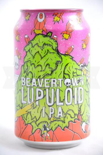 Birra Beavertown Lupuloid IPA lattina 33cl