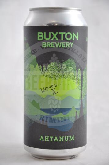 Birra Buxton Lupulus X Ahtanum lattina 44cl