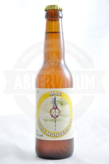 Birra Montegioco Mac 33cl