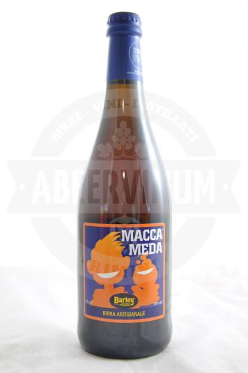 Birra Barley Macca Meda bottiglia 75cl