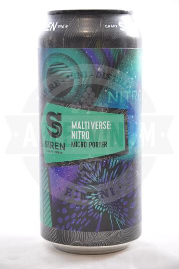 Birra Siren Maltiverse: Nitro lattina 44cl