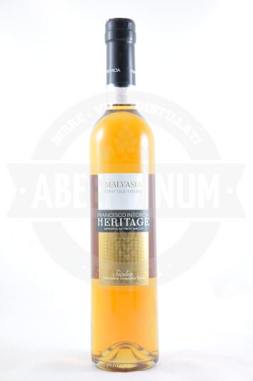 Vino Liquoroso Malvasia Sicilia IGT - Heritage, Francesco Intorcia