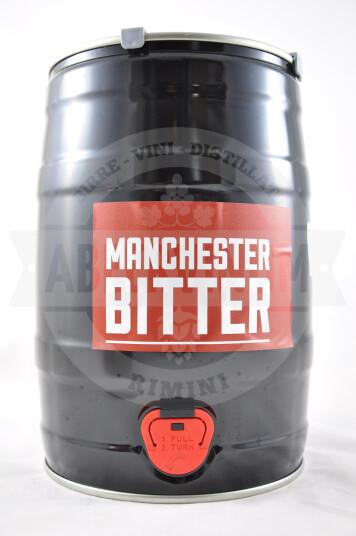 Birra Manchester Bitter Fustino 5 L