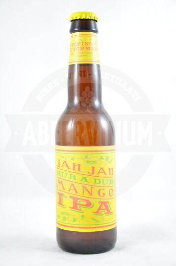 Birra Jah Jah Rub a Dub Mango IPA 33cl