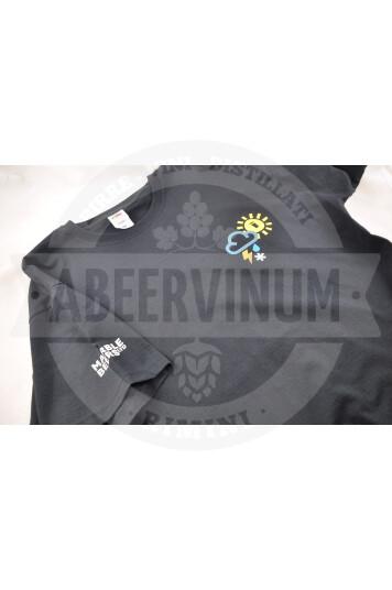 Maglietta Marble Beers XL - Nero