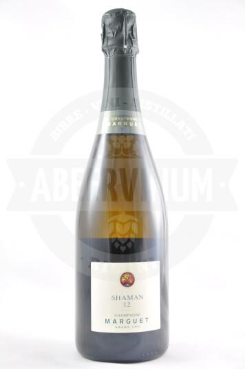 Vino Champagne Shaman 12 Grand Cru - Marguet