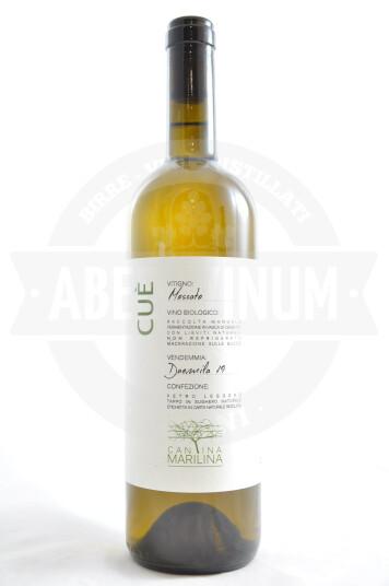 Vino Moscato Giallo Cuè IGP Terre siciliane 2019 - Cantina Marilina