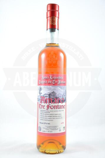 Liquore Amaro Tre Fontane -  50cl