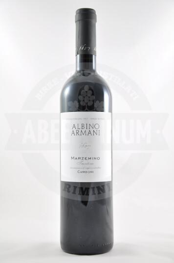 Vino Marzemino Trentino DOC 2016 - Albino Armani