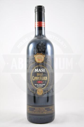 Vino Rosso Verona IGT Brolo Campofiorin Oro 2015 - Masi