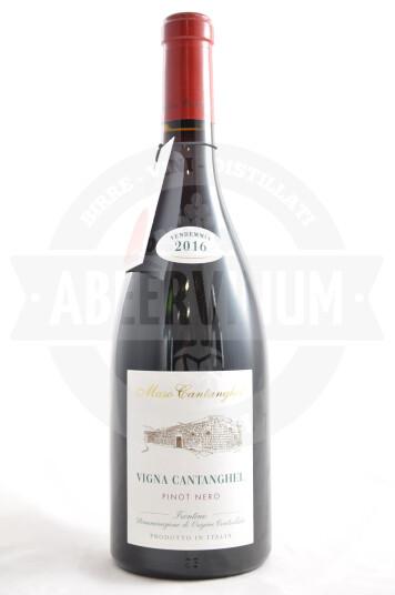 Vino Pinot Nero Vigna Cantanghel Trentino DOC 2016 - Maso Cantanghel
