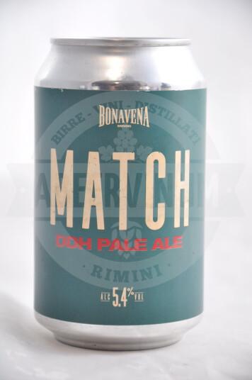 Birra Bonavena Match lattina 33cl