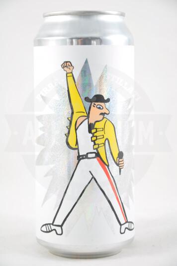 Birra Freddie Murkury Lattina 47.5cl