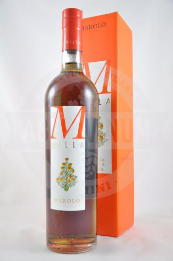 """Liquore alla Camomilla con grappa """"Milla"""" 70cl - Marolo"""