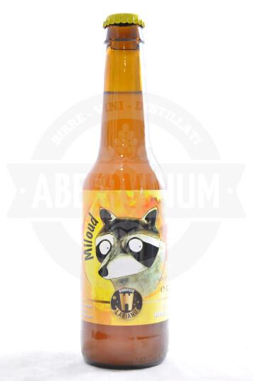 Birra Lariano Miloud bottiglia 33cl