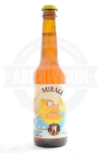 Birra Lariano Mirage bottiglia 33cl