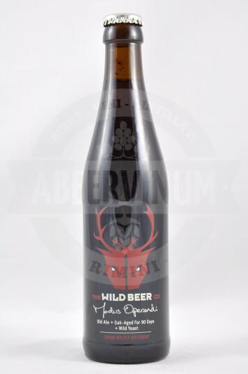 Birra Wild Beer Modus Operandi 33cl