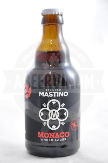 Birra Mastino Monaco bottiglia 33cl