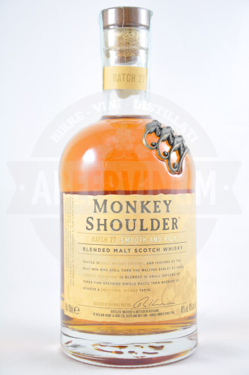 Whisky Monkey Shoulder 70cl