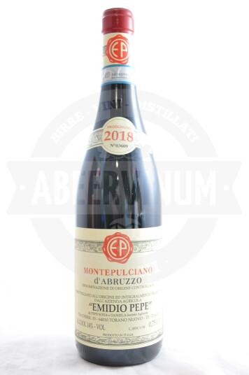 Vino Montepulciano d'Abruzzo DOC 2018 - Emidio Pepe