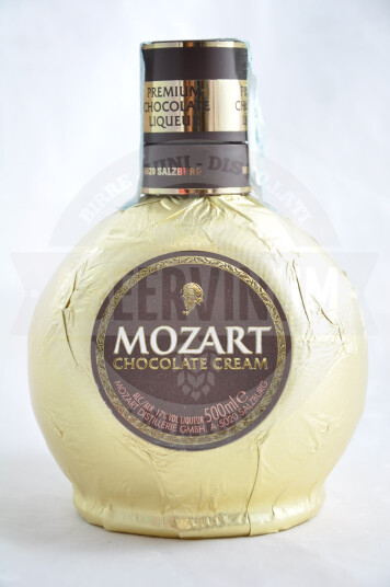 Liquore Chocolate Cream 50cl - Mozart Distillery