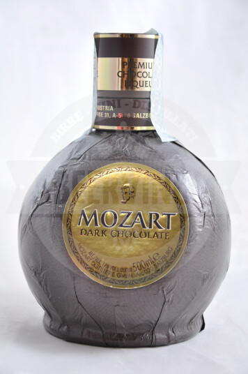 Liquore Dark Chocolate 50cl - Mozart Distillery