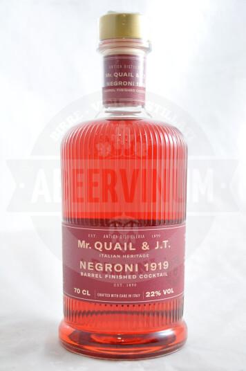 Liquore Drink Negroni 1919 70cl - Antica Distilleria Quaglia