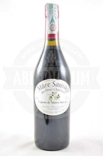 Liqueur de Mûre Sauvage des Pères Chartreux 50cl - Chartreuse