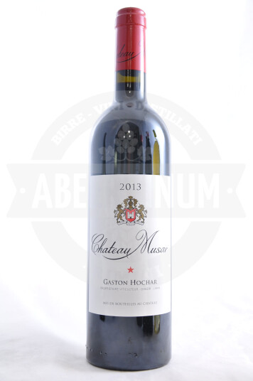 Vino Libanese Red 2013 - Château Musar