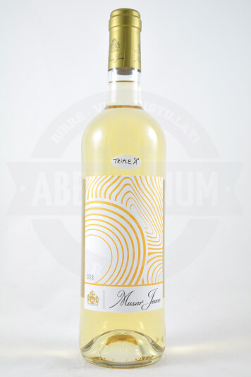 Vino Libanese Musar White Jeune 2018 - Château Musar
