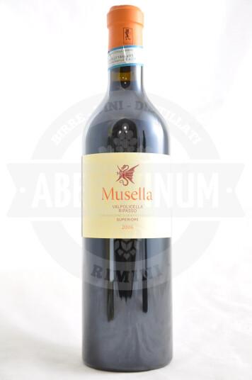 Vino Valpolicella Ripasso Superiore DOC 2016 - Musella