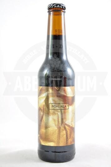 Birra Pohjala Must Kuld  33cl