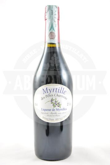 Liqueur de Myrtille des Pères Chartreux 50cl - Chartreuse