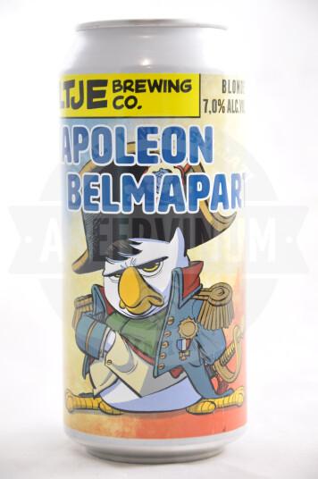 Birra Uiltje Napoleon Belmaparte lattina 44cl