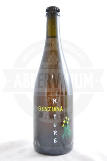 Birra Opperbacco Nature Genziana 2017 bottiglia 75cl